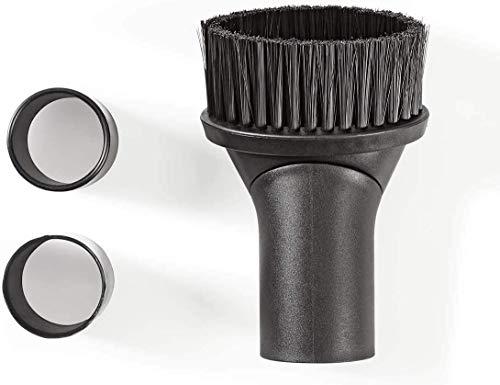 Maxorado Staubpinsel Möbelpinsel Staubsaugerdüse 32mm kompatibel mit Staubsauger Fawas 30177 30176 4-WD SUPER 00112 00116 32030 32037 32045 30100 00064 00070 30350 30300 Ersatzteil Zubehör Düse