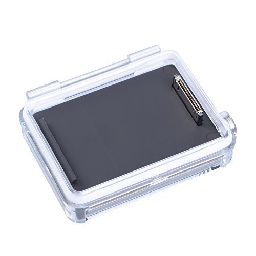 Suptig LCD Screen 2.0 Inch LCD BacPac Non-Touch Screen for Gopro Hero 4 3+ 3 with Waterproof Back Cover