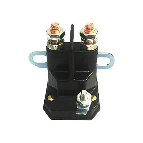 TF Starter Relais 3-polig Magnetschalter Starterrelais Aufsitzmäher Rasentraktor
