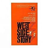 YYAYA.DS Leinwand Poster Bilder West Side Story Alternate