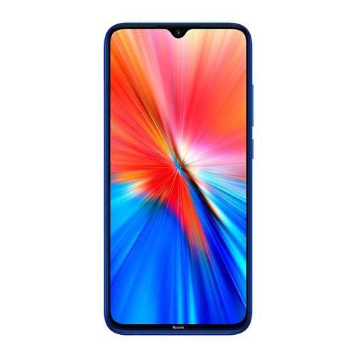 Xiaomi Redmi Note 8 (2021) - Smartphone 64GB, 4GB RAM, Dual Sim, Neptune Blue