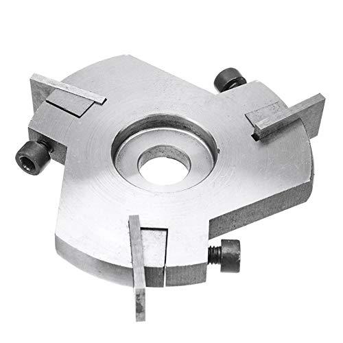 3 uds 75 / 85mm poder tallado en madera amoladora angular herramienta de corte accesorio amoladora angular para carpintería tallado disco de molienda-75mm