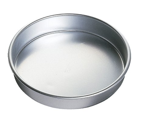 Wilton Performance Pans Round Cake Pan, Durable Sturdy Aluminum for Even-Heating, 16-Inch