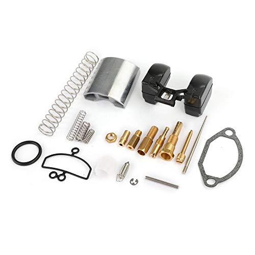 BGTR Accesorios de Moto Kit de reconstrucción de reparación de carburador de 30 mm Adecuado para Scooter para Keihin para Jets de Repuesto OKO Accesorios de Motocicletas Piezas