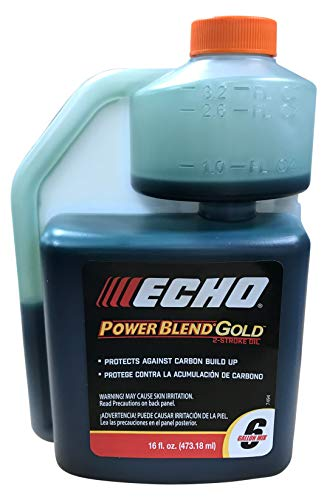 Echo 6450006 16oz. Squeeze Bottle 50-1 2-Cycle Oil