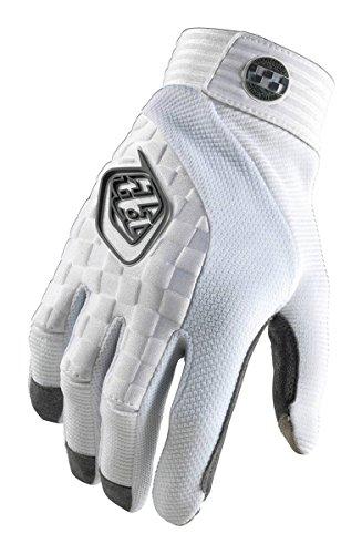 Troy Lee Designs Handschuhe White Sprint Unisex Kinder, Weiß, fr: Einheitsgröße (Größe Hersteller: Einheitsgröße)