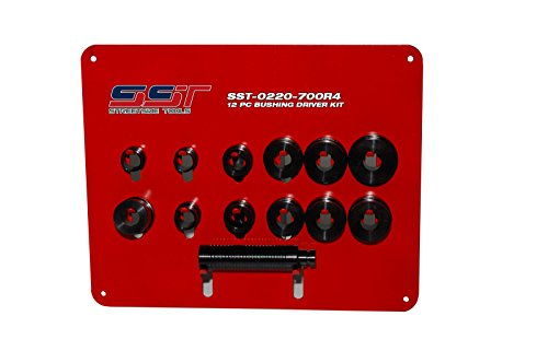 SST-0220-700R4 - GM Transmission Bushing Driver Kit/Tool - 13- Piece Set [700-R4]