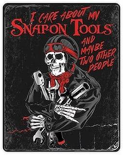snap-on tools Skeleton Decal