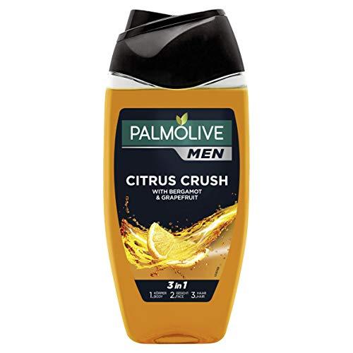 Palmolive Men Duschgel Citrus Crush 3in1 für Körper, Gesicht & Haar, 250ml
