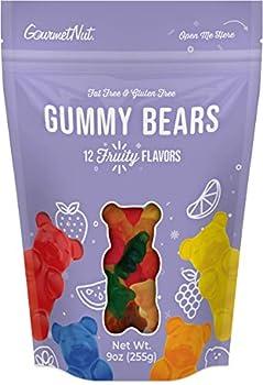 fat free gummy bears