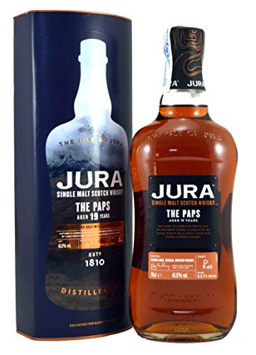 Jura The Paps 19 Years Old Single Malt Scotch Whisky - 700 ml
