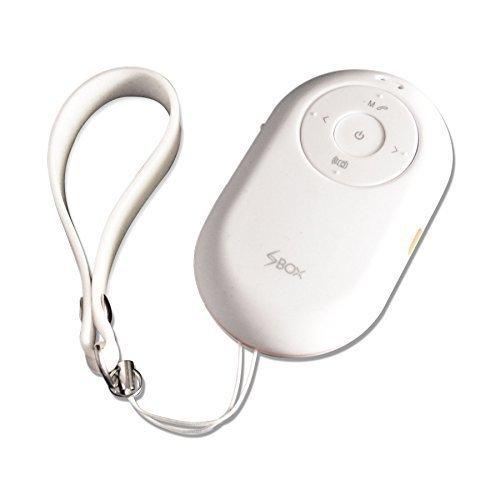 vagesotech – SBOX | Altavoz inalámbrico Bluetooth Selfie Shutter | Micrófono de altavoz y función manos libres | Bolsillo | Boomer BT Radio FM Tarjeta SD | Mini caja de sonido deportivo | estar conectado | Yoga, deportes, viajes y ocio | Idea de regalo perfecta