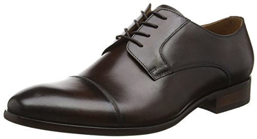 Aldo Men's Galerrang Derby Shoes, Brown (Dark Brown/22), 7 UK 41 EU