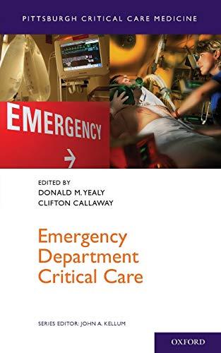 Emergency Department Critical Care (Pittsburgh Critical Care Medicine)