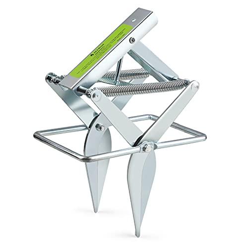 ALLRoad Mole Eliminator Trap Easy Setup with Quick Kill Reusable Scissor Trap - Non Toxic and Protcet The Lawn