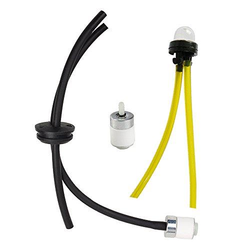 Panari Fuel Line Assembly + Primer Bulb for Toro 51944 51945 51954 51955 51974 51975 String Trimmer