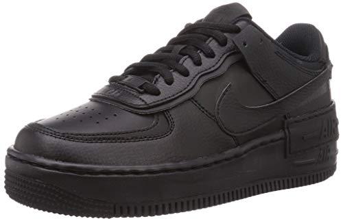 Nike Air Force 1 Shadow, Scarpe da Corsa Donna, Nero, 38.5 EU