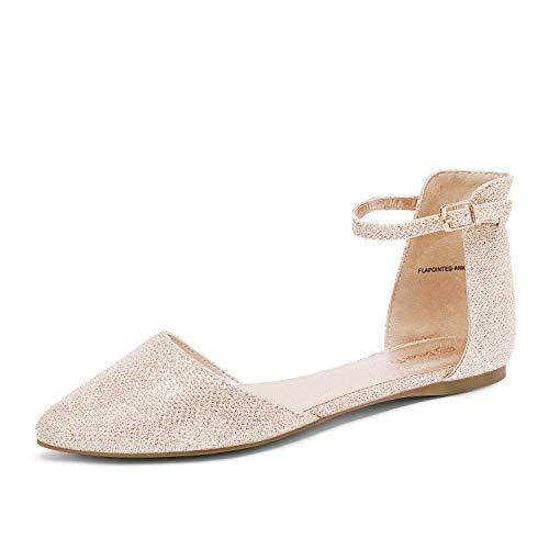 Top 10 best selling list for modern bridal flat shoe