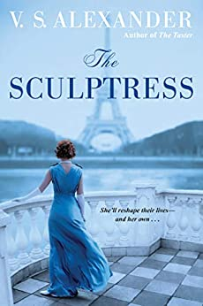 The Sculptress by [V.S. Alexander]