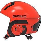 Briko Vulcano FIS 6.8 Junior Casque de Ski Jeunesse Unisexe Rouge X-Small