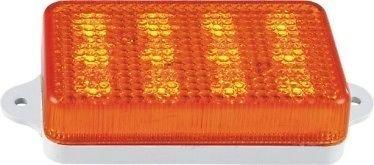 Bajato : LED côté Indicateur clignotant marqueur lampe lumière Ambre 24 V- 12000303