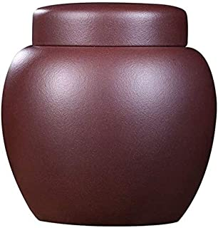 Mini Cremation Urns Pet Funeral Urn Cremation Commemorative Box Original Ore Purple Sand Handmade Family Funeral Souvenirs...