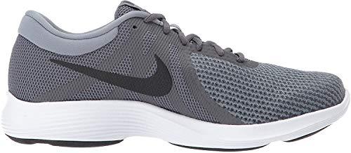 Nike Men's Revolution 4 Running Shoe, Dark Grey/Black-Cool Grey/White, 13 Regular US