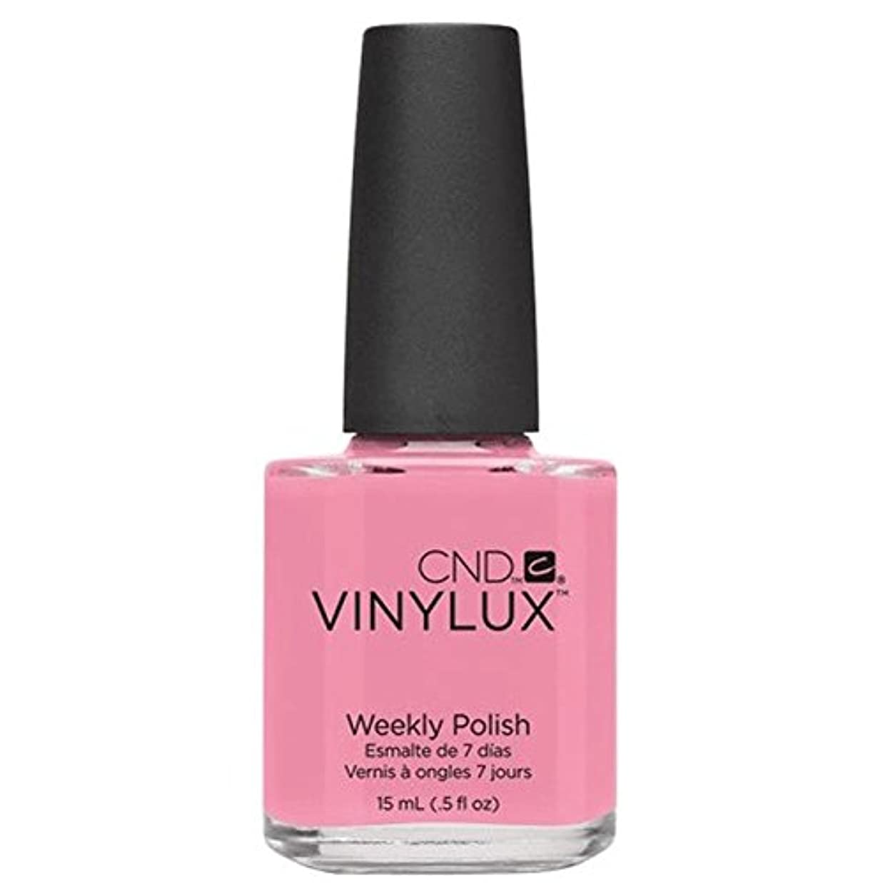 混乱座標後ろにCND Vinylux Manicure Lacquer _  Stawberry Smoothie #150_15ml (0.5oz)