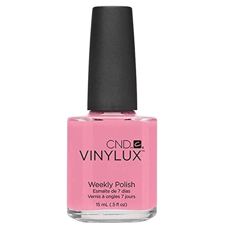 認可故意に封筒CND Vinylux Manicure Lacquer _  Stawberry Smoothie #150_15ml (0.5oz)