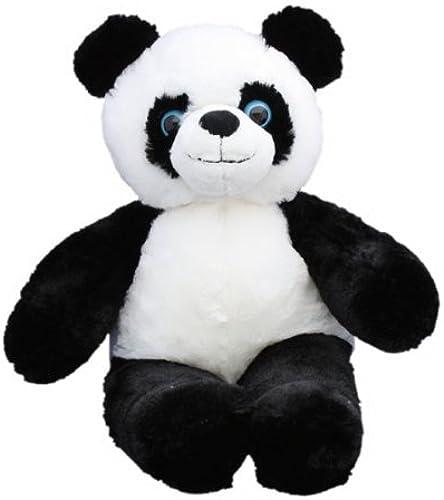 venta con descuento MAKE YOUR OWN 15 PANDA PANDA PANDA TEDDY BEAR BUILD YOUR OWN TEDDY BEAR NO SEW KIT by Teddy Mountain  tienda de venta en línea