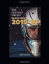 The Fantasy Hockey Black Book 2019-20 (Fantasy Black Book)