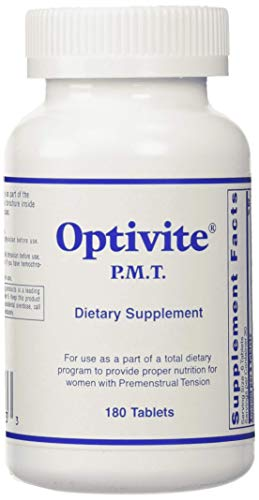 Optimox - Optivite P.M.T 180 tablets