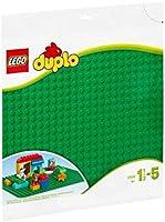 LEGO Duplo 2304 - grote bouwplaat creatief voorschoolspeelgoed, groen