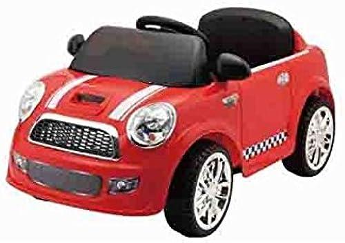 costo real LIBERAONLINE Coche Mini Coupe '6V '6V '6V roja R C Juguetes Juguete Idea Regalo   AG17  precios al por mayor
