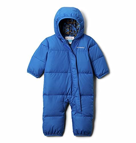Columbia Snuggly Bunny Bunting Mono de esquí, Unisex bebé, Bright Indigo, 12/18