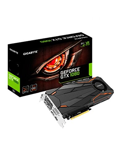 Carte Graphique Gigabyte GeForce GTX 1080 Turbo OC 8G