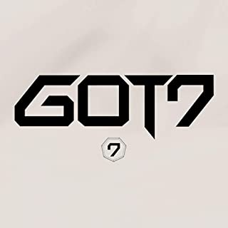 JYP Ent GOT7 - DYE [Random ver.] (Mini Album) Album+Pre-Order Benefit+Folded Poster+Extra Photocards Set