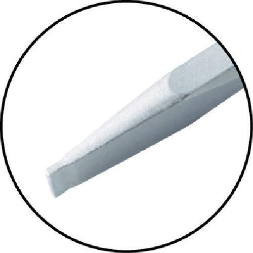 トネ(TONE)パワーグリップドライバー(貫通)PGMD-100(−)1.0×6.0グレー