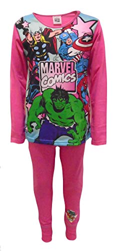 Marvel Comics Superheroes Pijama de...