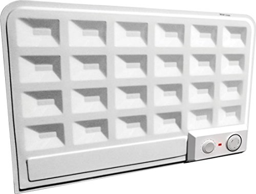 Dimplex 750W Oil Filled Panel Radiator Thermostat & Timer