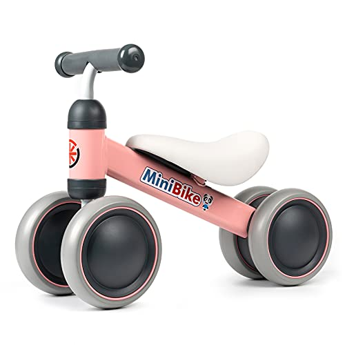 Baby Balance Bike Toddler Tricycle Bike No Pedals 10-24 Months Ride-on Toys...