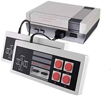 620 Retro Classic Video Game Console with Built in 620 Games and 2 NES Classic Controllers AV product image