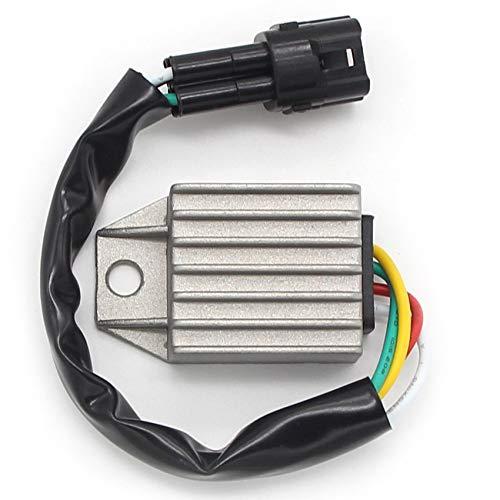 Spannungsregler Gleichrichter for KTM 660 SMC 530 EXC-R x CR-W XC-W Six.days Racing EXC 525 Sechs.days Factory 80011034000