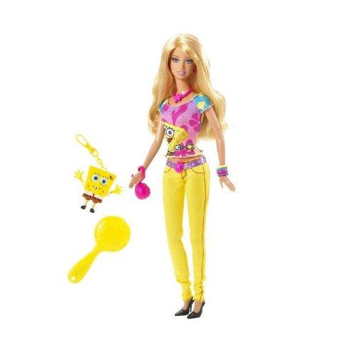 Barbie aime Bob l'éponge