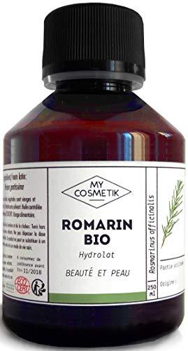 Hydrolat de Romarin BIO Cosmétique - MyCosmetik - 250 ml