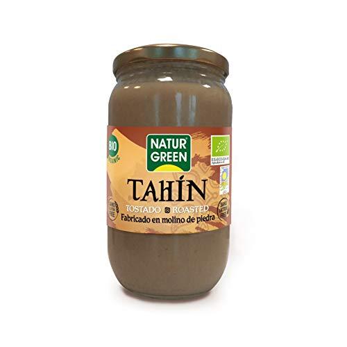 NaturGreen Tahín Puré de Sésamo Tostado Bio 800g