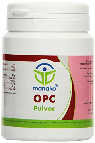 manako OPC Pulver, 100 g Dose (1 x 0,1 kg)
