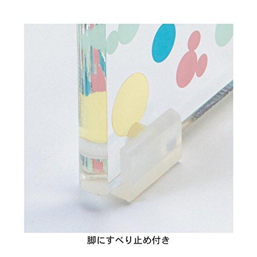 [ベルメゾン]【Disney】ディズニーアクリルバスチェア&洗面器ミッキーマウスミッキーモチーフ(ドット)