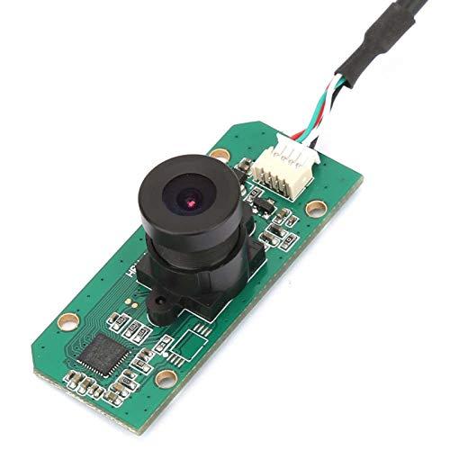 Módulo de cámara HBV-1302, monitoreo de seguridad Módulo de cámara USB de lente gran angular de 120 ° 300000 píxeles con chip OV7725 para equipos industriales para máquinas POS