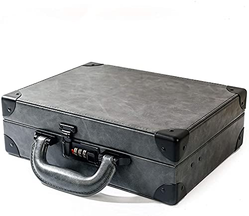 XJYDS Caja de peluquería Maleta de barbero Maleta profesional Caja de cosmética Caja de cosmética Herramienta de la caja de la caja de la caja de la caja Portátil Bolsa de peluquería * No. del product